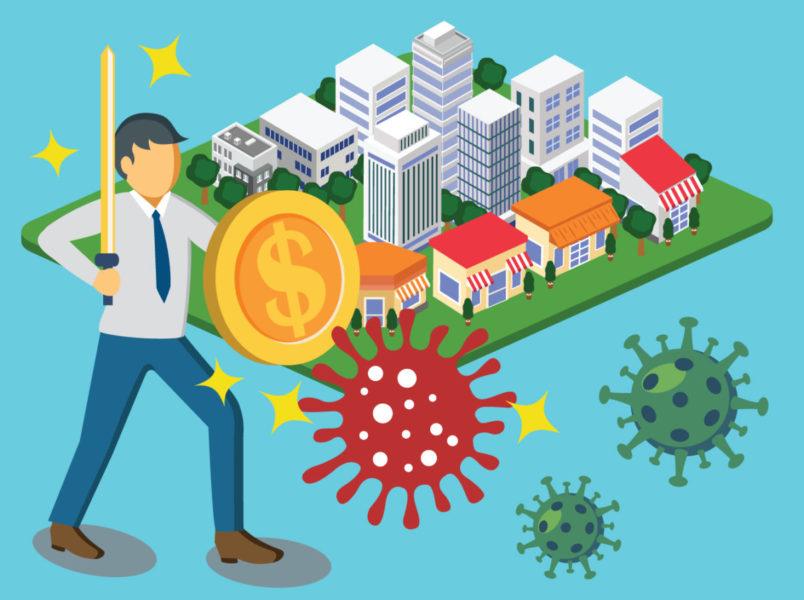 コロナ渦で経営困難に!中小企業・小規模企業者に向けた融資制度とは?