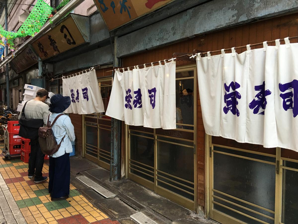 東京の酒都・大人のワンダーランド、立石の日常が少しずつ始まりかけている。
