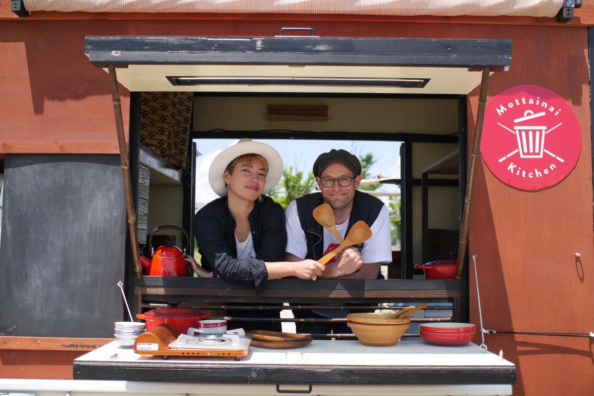 食品ロスを楽しく解決するロードムービー『もったいないキッチン』が8月8日に公開決定!