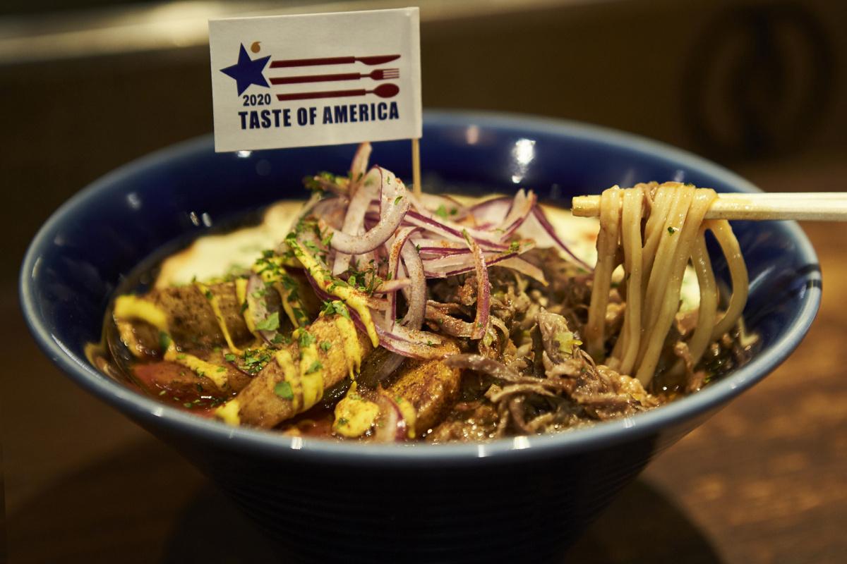 """""""アメリカ風ラーメン""""とは? 麺屋武蔵の新たな挑戦がすごい。"""