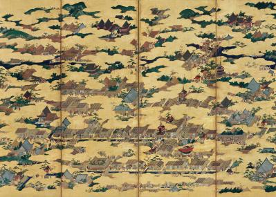 『アンソロジーしずおか 戦国の城』と、歴史好きの読書体験を増幅する『桃山―天下人の100年』展。