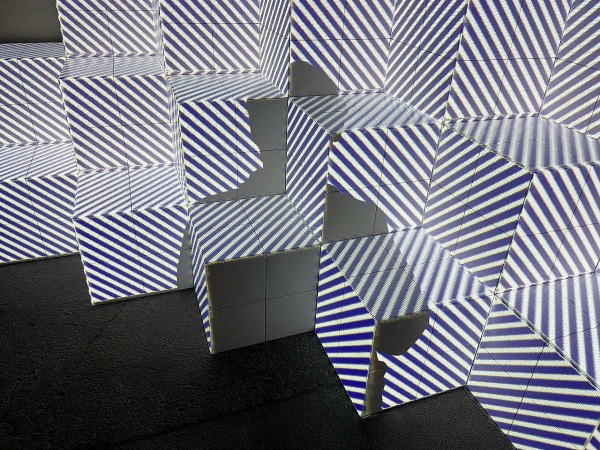 オリンピックエンブレムをデザインした野老朝雄とnoizによる「DISCONNECT/CONNECT」展とは?