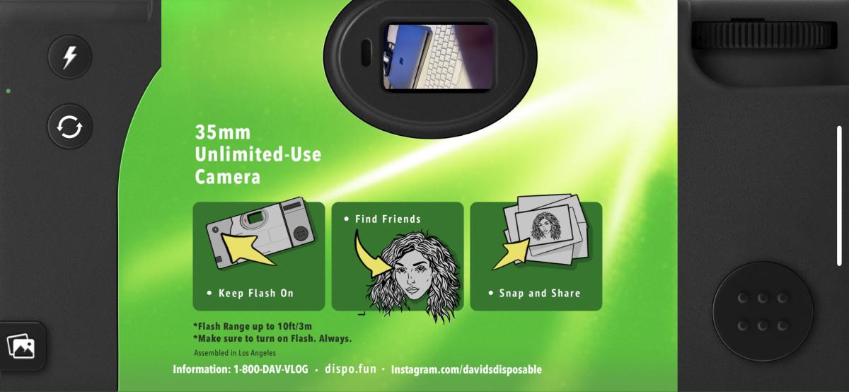 「Clubhouse」に続く「招待制」アプリが話題。使い捨てカメラのような感覚で写真が撮れる「Dispo」とは?