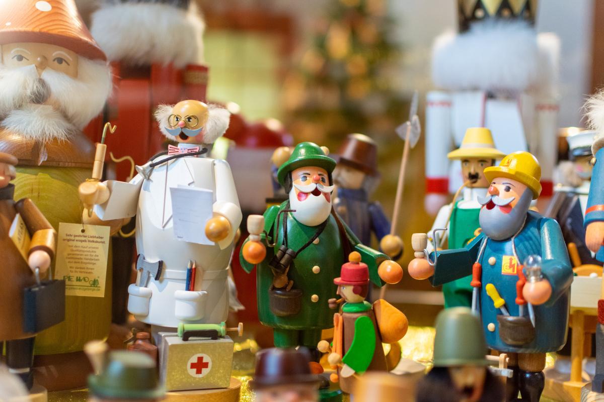 ミニチュア好きの心を鷲掴みにする、軽井沢の「エルツおもちゃ博物館」。