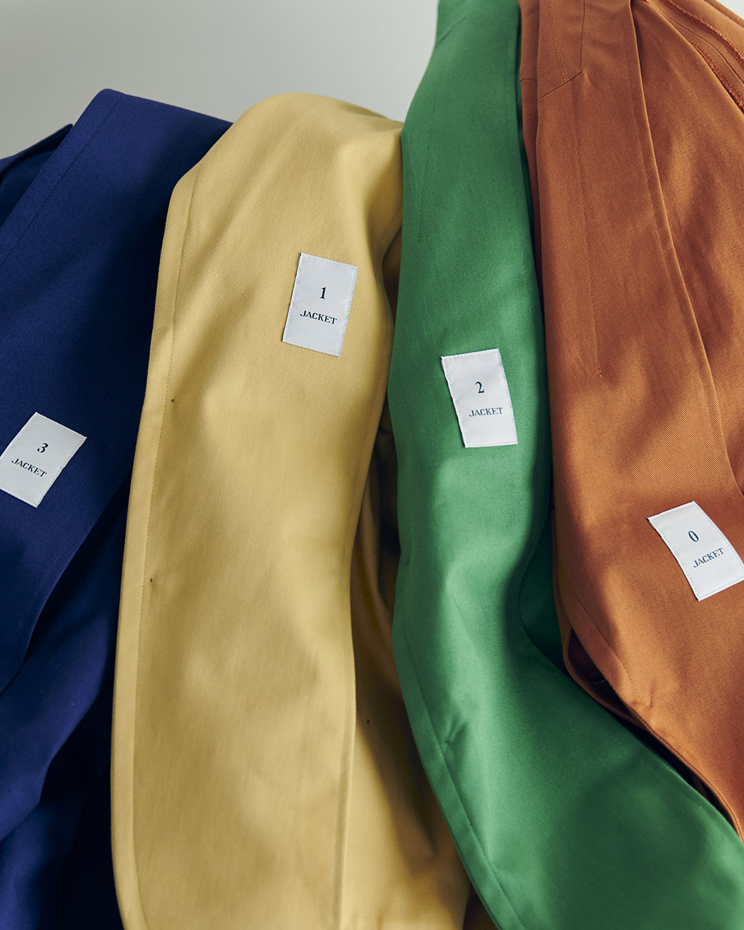 気になる! 1型4色だけの「ジャケット」受注会が、週末にユナイテッドアローズ 原宿本店で。