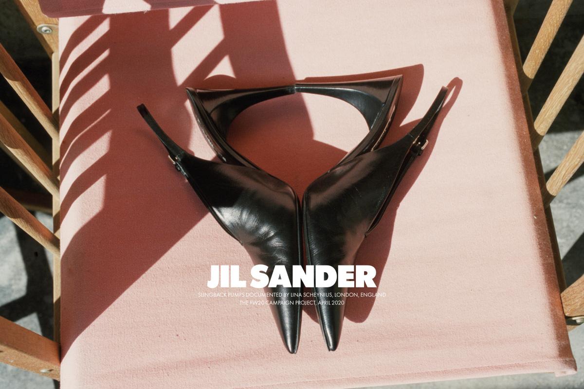どれがお好き ? コロナ禍で5名が撮ったジル サンダーのファッション広告写真。