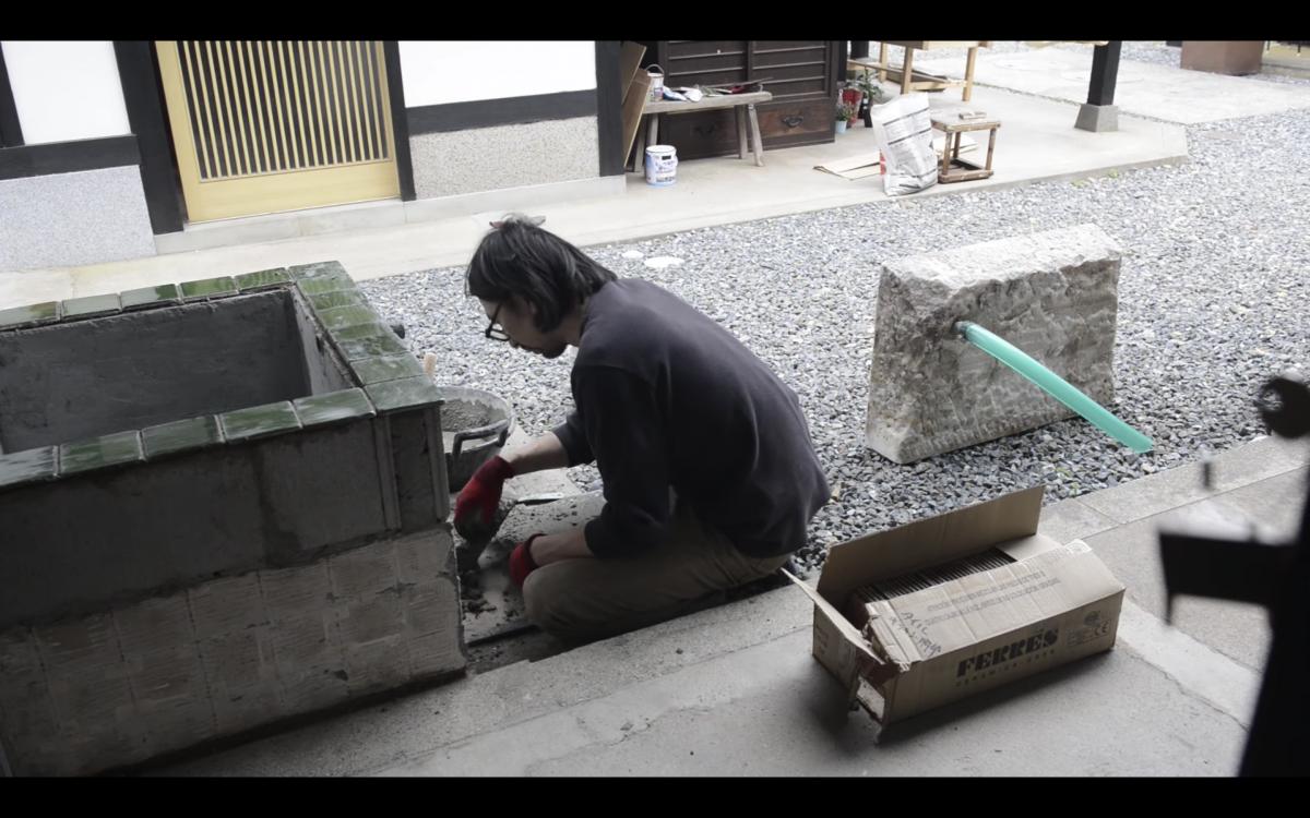 Youtubeの動画シリーズ「京都・美山の古民家宿から。」ができるまで。