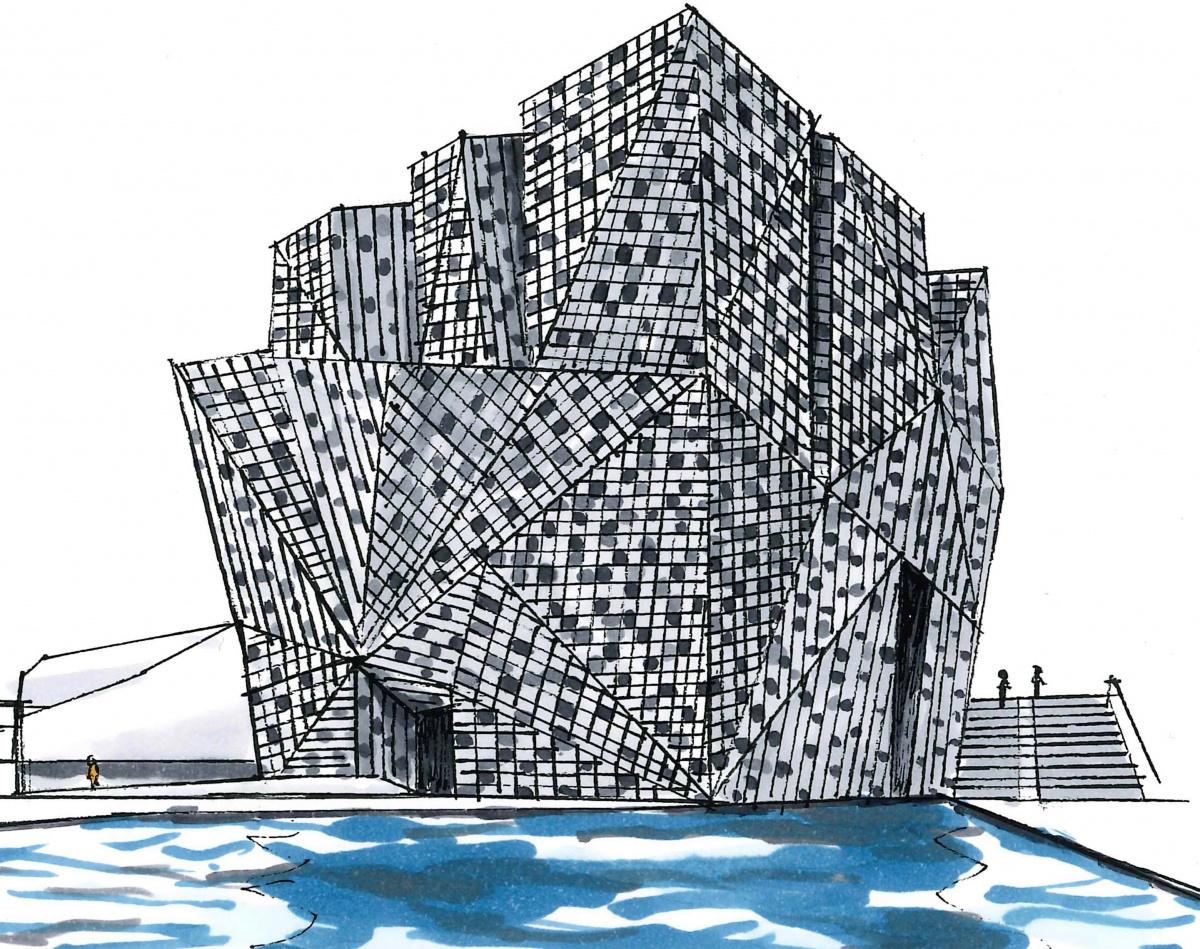 世界で人気の隈研吾建築を徹底解説! 超わかりやすい『隈研吾建築図鑑』でその魅力を学ぼう