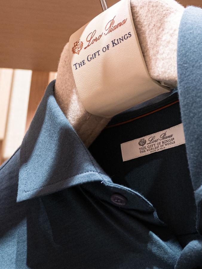 """400万円のスーツも!世界最高と言い切れる """"素材追求ブランド"""" ロロ・ピアーナを銀座で。"""