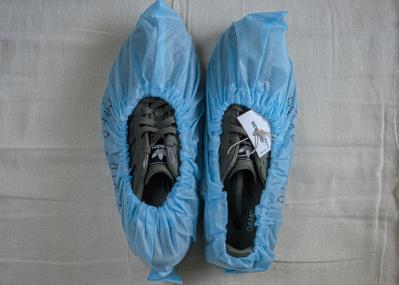 OAMC×adidasのスニーカーがカナダから届いた。シャワーキャップに包まれて。