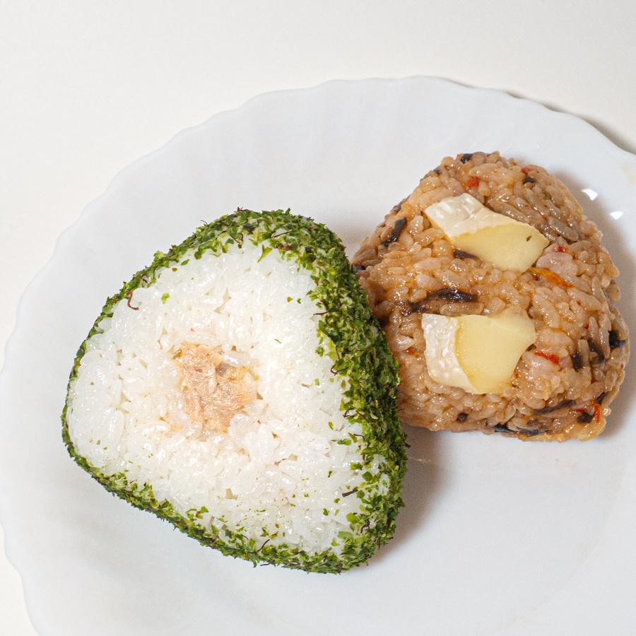 ピエール・エルメのおにぎりが、グランスタ東京に出現。ツナと柚子胡椒、カマンベールも!