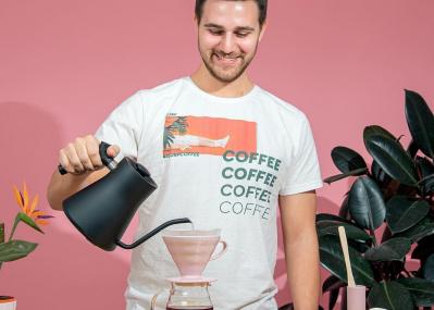 """新しいコーヒー体験ここにあり! 在宅勤務が潤う北欧の焙煎家との""""マッチング""""とは。"""