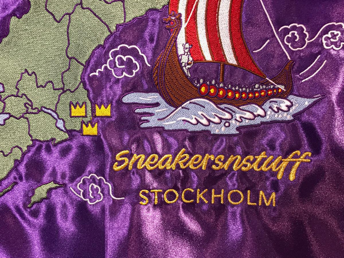 北欧のセンスは一味違う! スニーカーショップ最先端が代官山にあります。