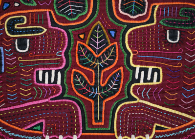 さらばチチカカ 下北沢! 営業 25年閉店セールでパナマの手刺繍布を買う。