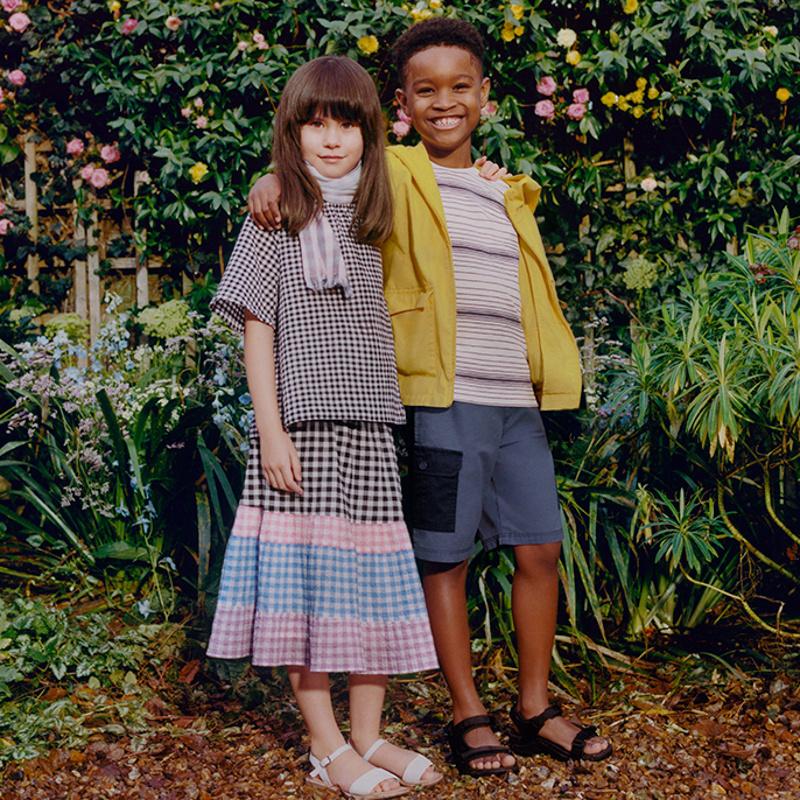 大人顔負けのキッズに!ユニクロ ✕ JWアンダーソンの激カワ子供服が3月にデビュー