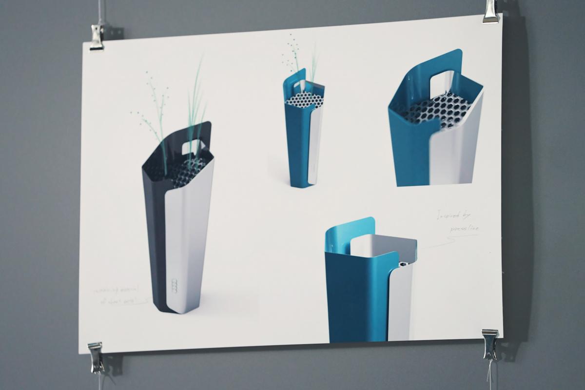 「デザインのプロセスに使い手を巻き込むこと」と岡野が語るこれから