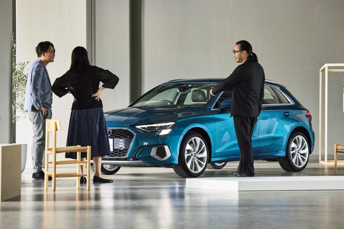 新型 Audi A3に感じたアウディのデザイン哲学とは