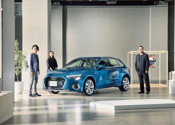 3人のクリエイターが語る、新型「Audi A3」から見えてきたデザインの未来