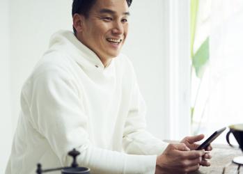 「Kindle Paperwhite」が、元競泳日本代表・ 松田丈志の読書の時間を、より上質なものにする。