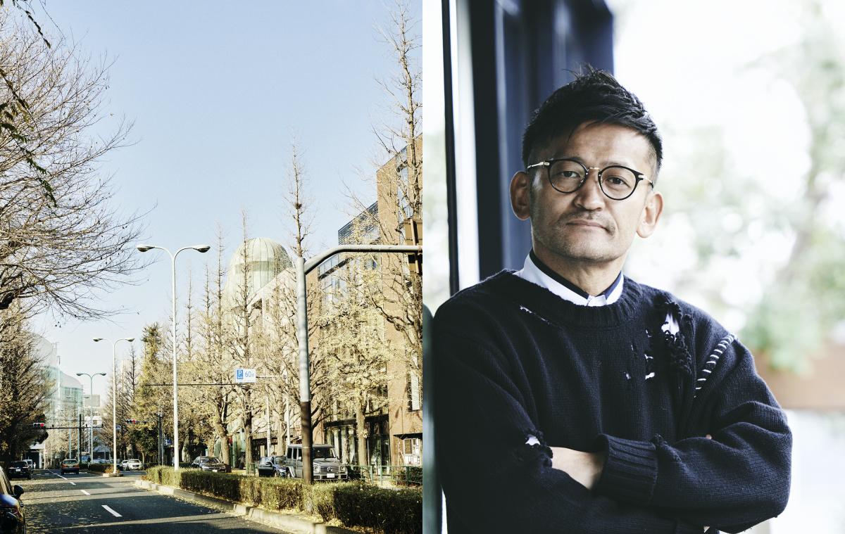【らしく、美しく暮らす──。】Vol.1 実業家・野尻佳孝が語る、「白金」という特別な場所。
