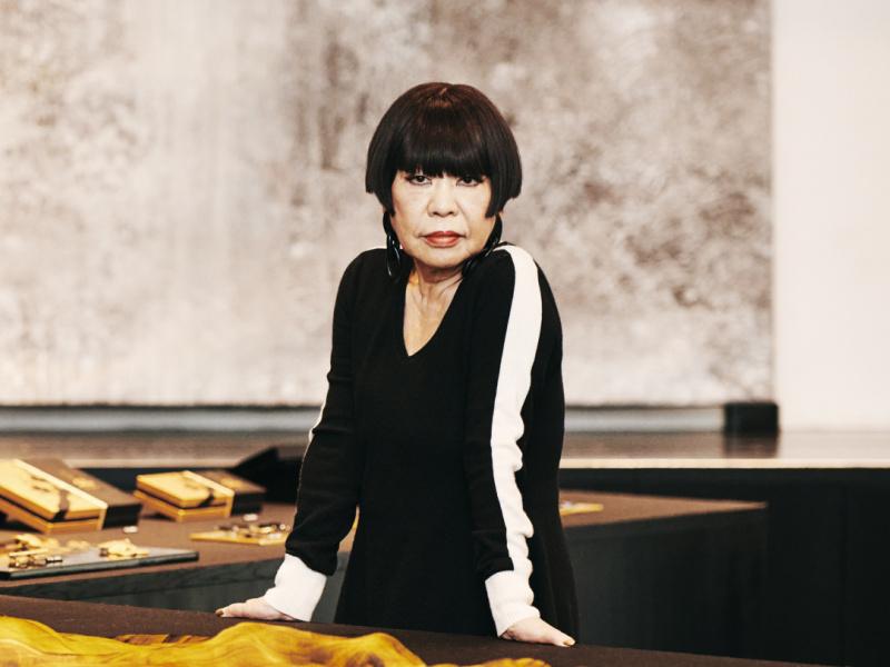 【らしく、美しく暮らす──。】Vol.3 ファッションデザイナー、コシノジュンコが語る唯一無二の街「青山」とは