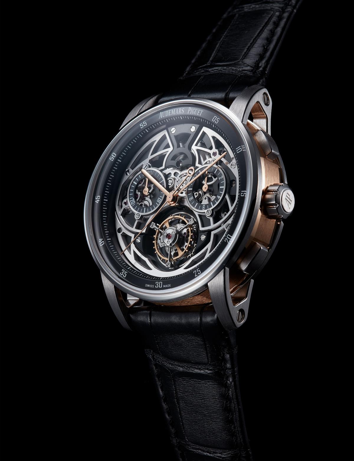 「CODE 11.59 バイ オーデマ ピゲ」が提案する、腕時計の新たなコード