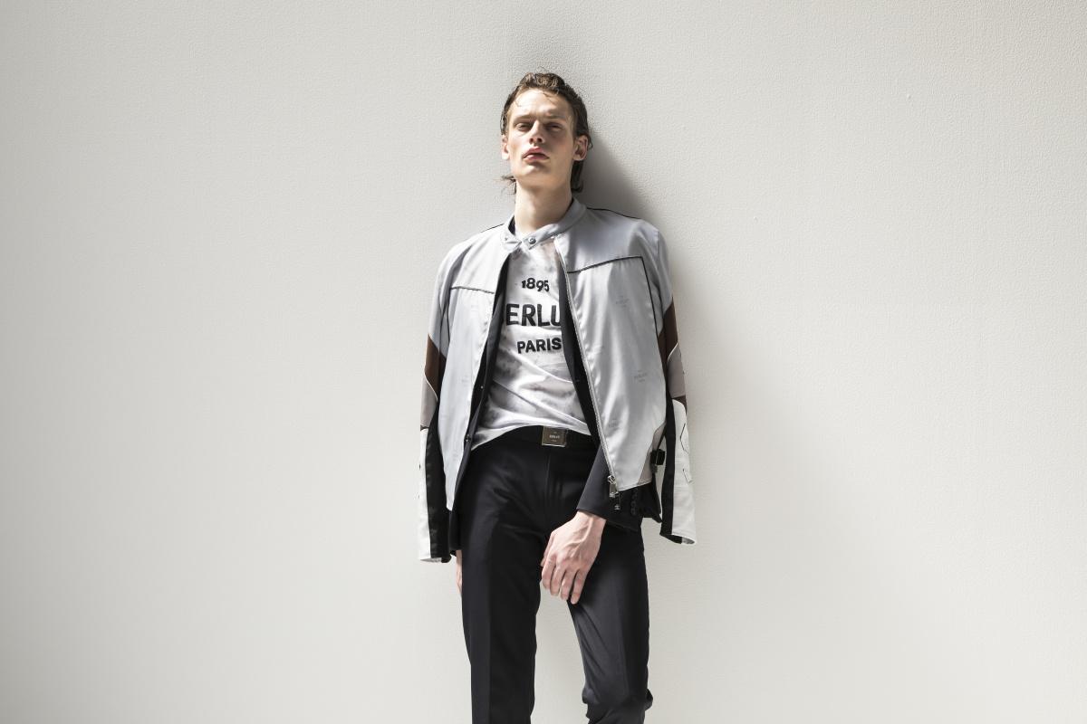 クリス・ヴァン・アッシュの手による、時流に合ったスーツ