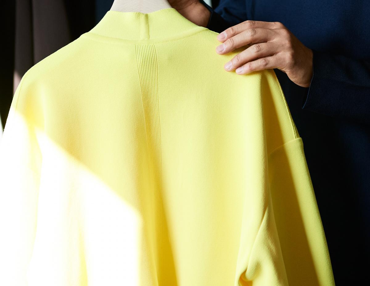 着る人を選ばない、ジェンダーフリーのデザイン