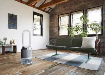 快適な風で空気を清浄。「Dyson Pure Humidify+Cool」で爽やかな毎日を過ごそう