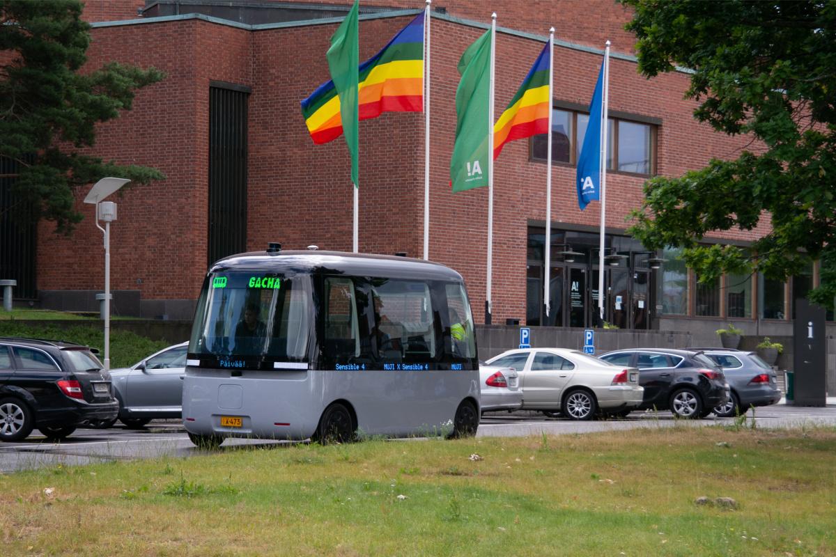 無印良品の自動運転バスは、地域になにをもたらすのか?