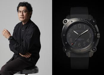 俳優・平山祐介が語る、新感覚SF映画『テネット』と、ハミルトンの腕時計。