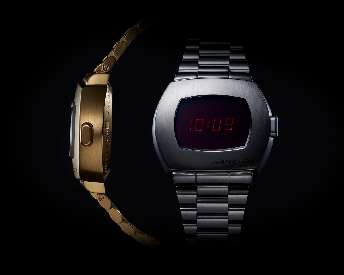進化した時刻表示、アメリカ発祥ブランドとしての個性。