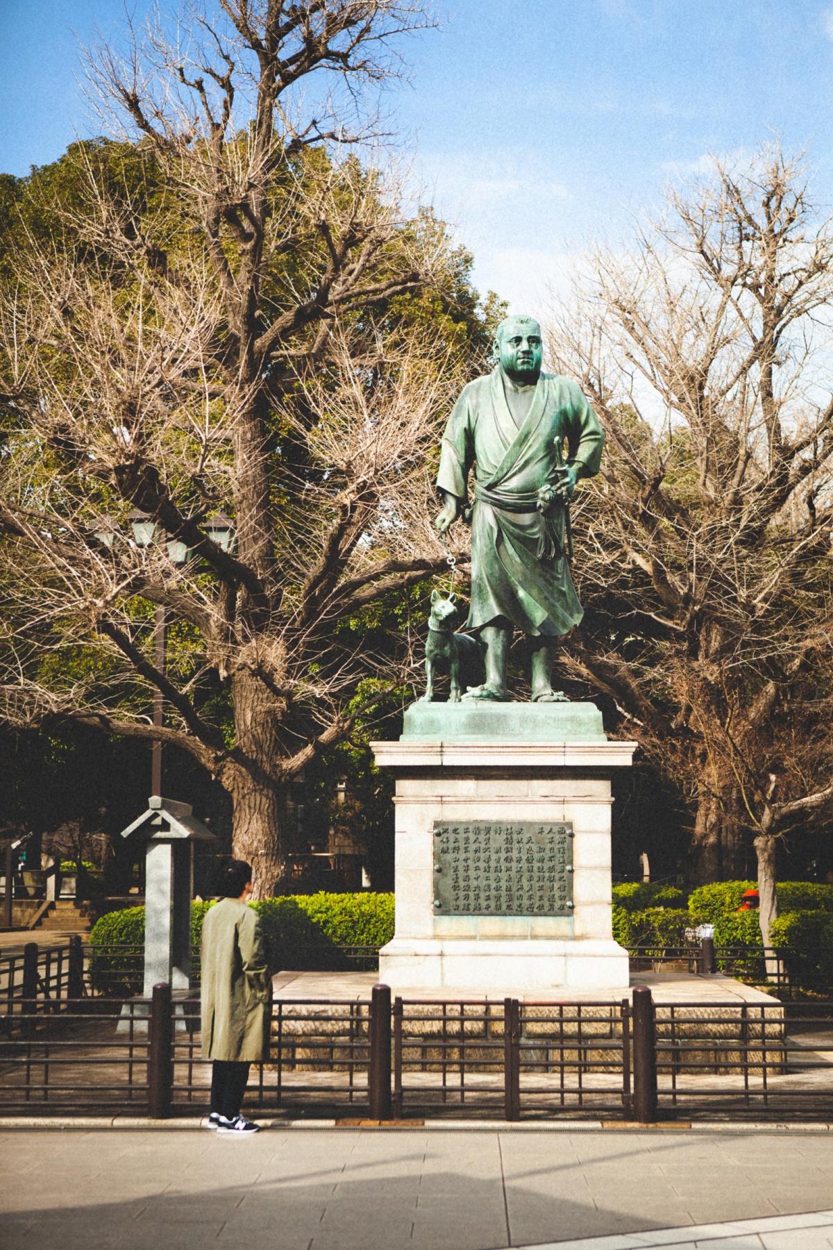 徳川の聖地から、大日本帝国のための祝典の場へ。