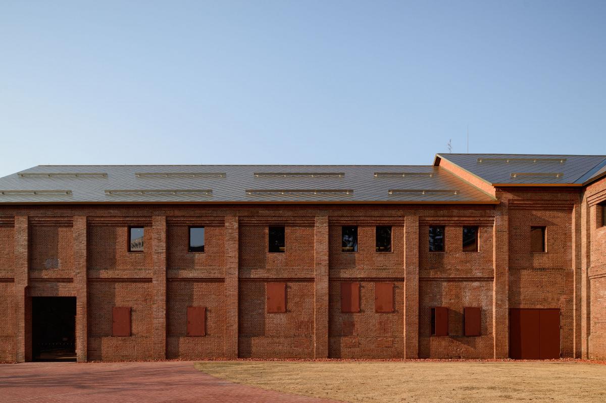 先人の挑戦をなぞりながら、建物と土地の記憶を継承する。