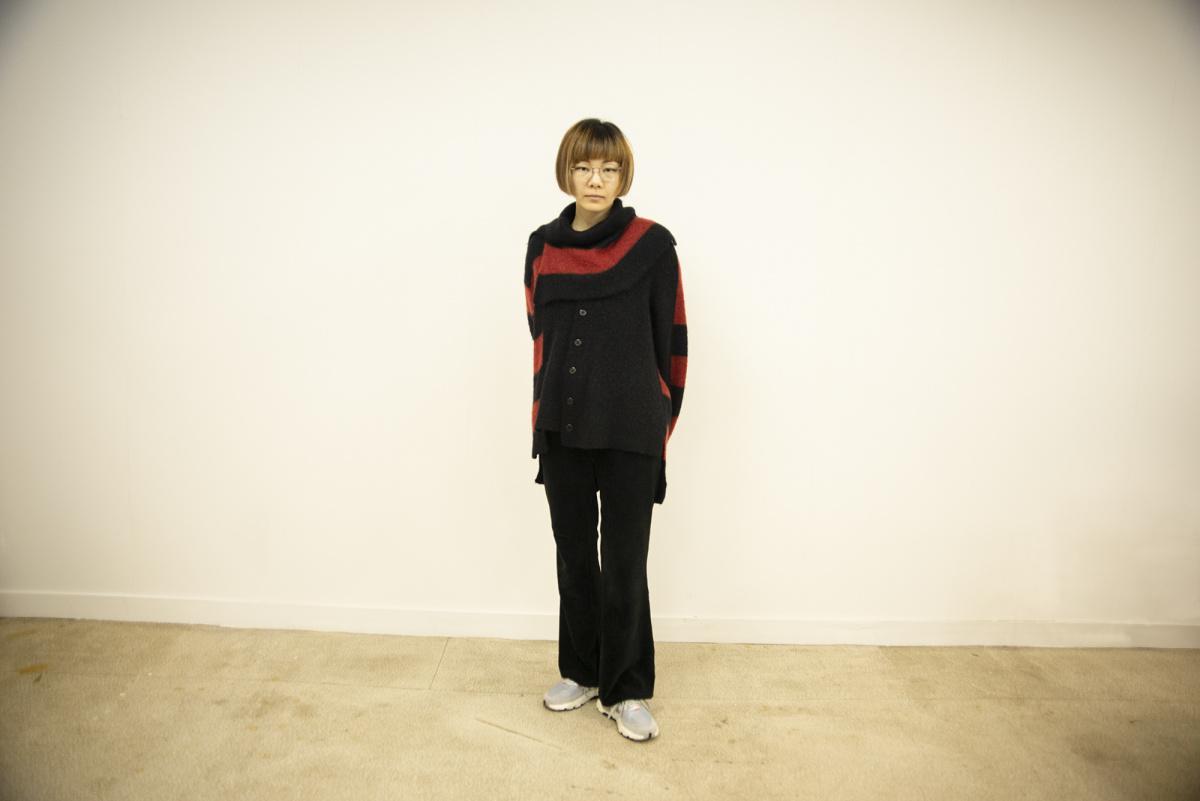 木村伊兵衛写真賞を受賞して、まわりと同じ土俵に立てた気がした。