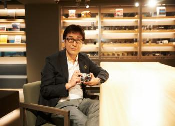 松任谷正隆さんと行く、新宿 北村写真機店の楽しみ方。