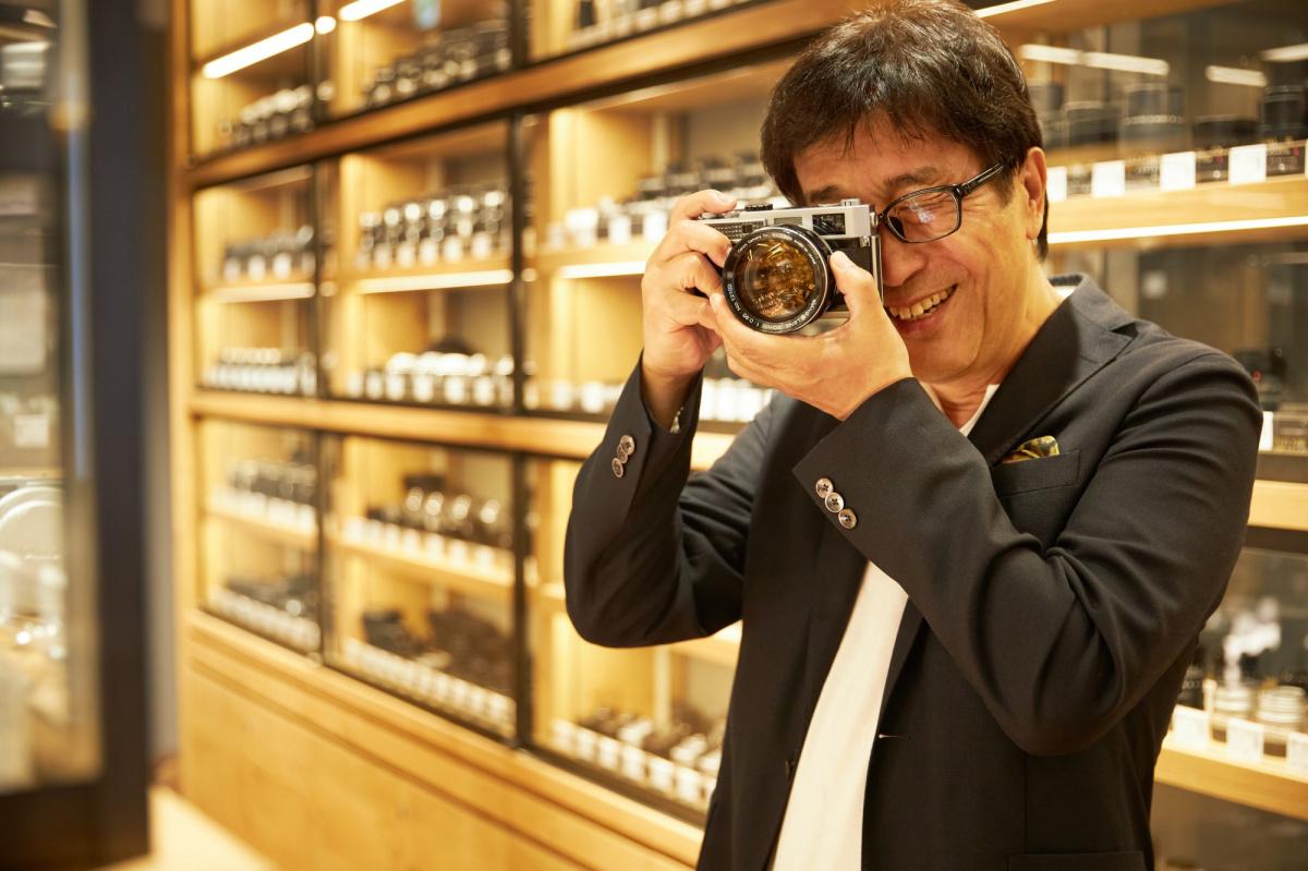 フィルムからデジタルまで、圧倒的な在庫の中古カメラ