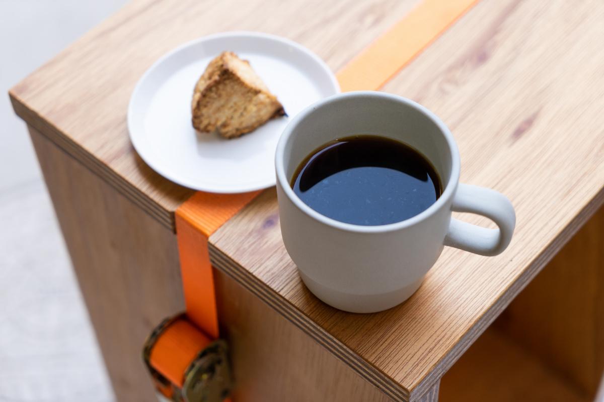 【タレル】コーヒーと自然派ワインが楽しめる気軽なスタンド
