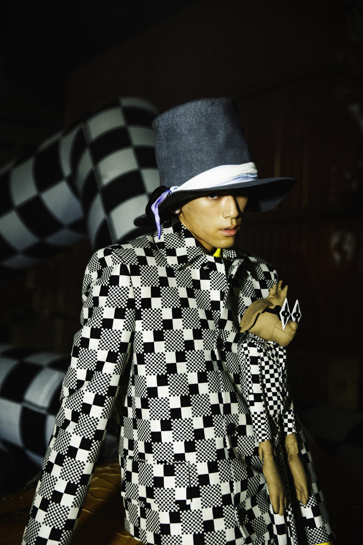 ファッションの未来を示唆した、壮大なスケールで描くクリエイション