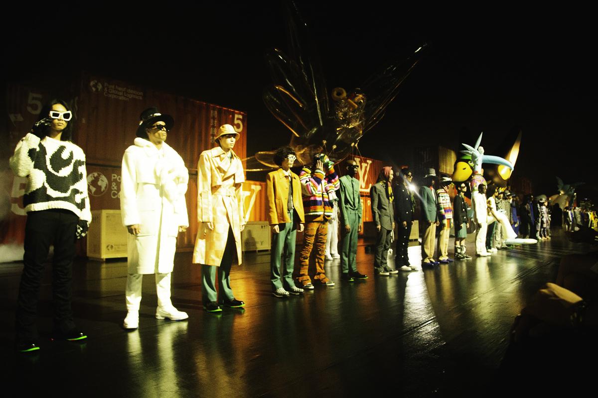 ルイ・ヴィトンの歴史に刻まれた、幻想的な東京の一夜に注目!