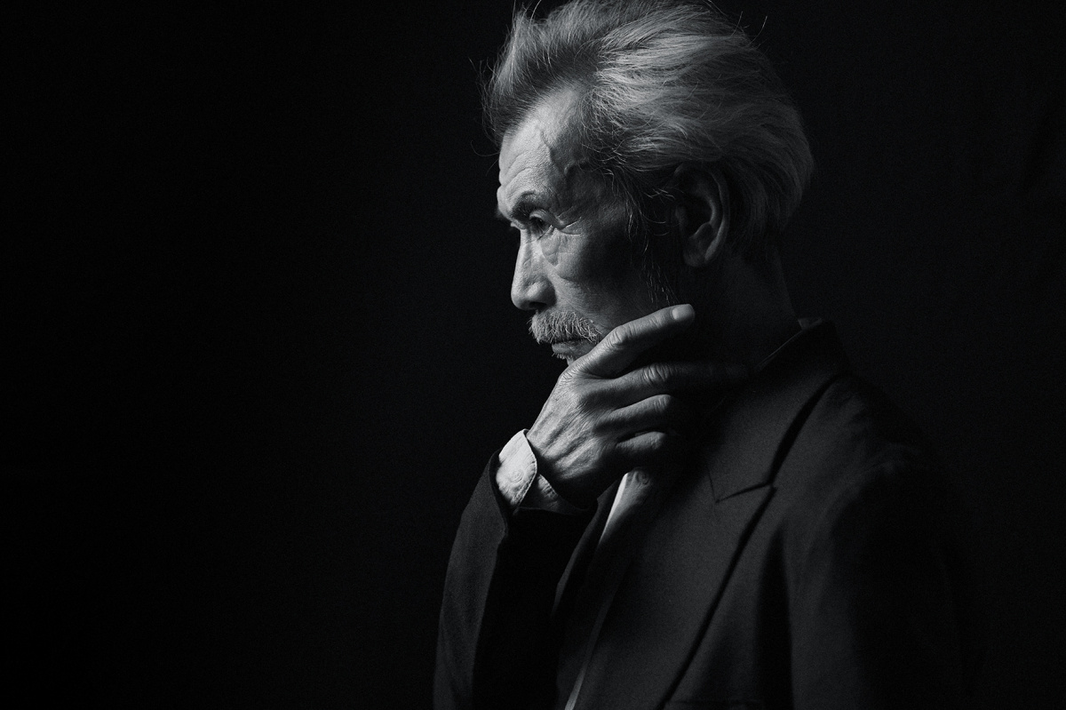 天才絵師・葛飾北斎を演じた田中泯が語る、魂が動く表現の瞬間とは。