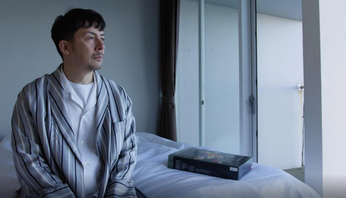 新シリーズの大人レゴを、桐島ローランドが体験。