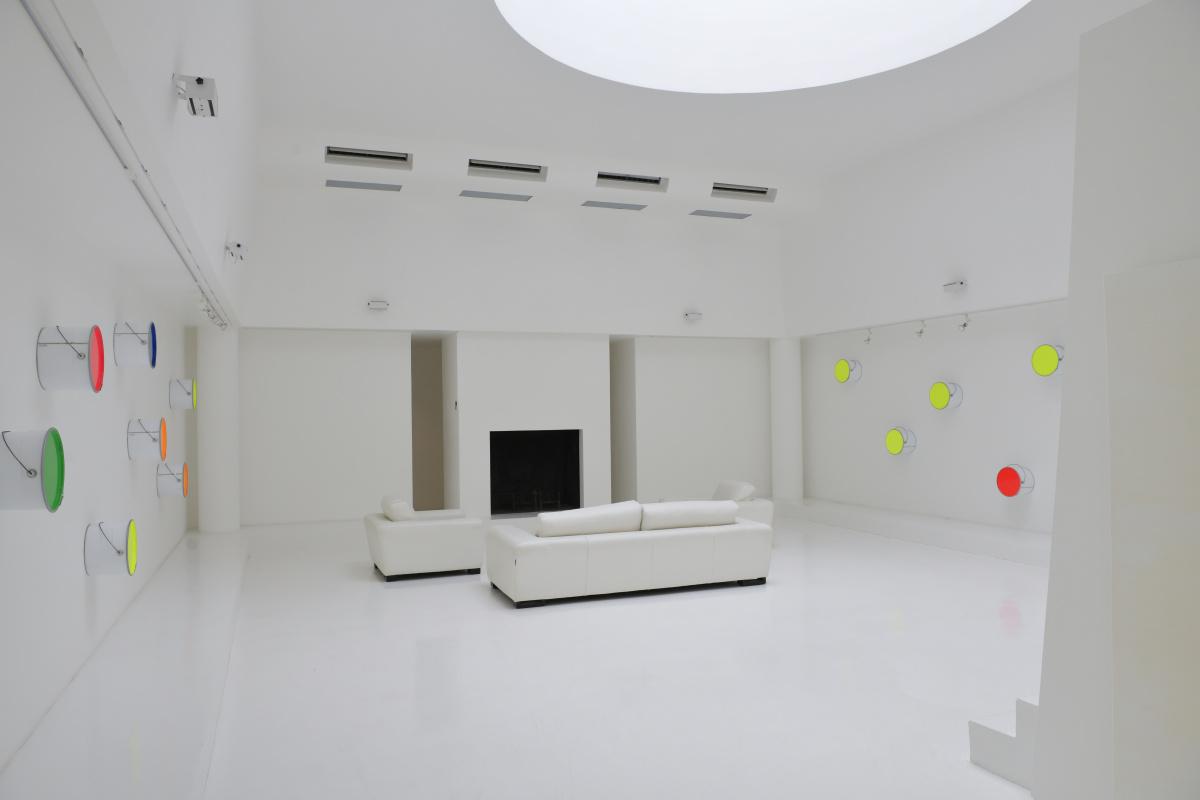 3.ジャン=ピエール・レイノーが手がけた実験的な家が、展覧会の場に。|マスタバ1