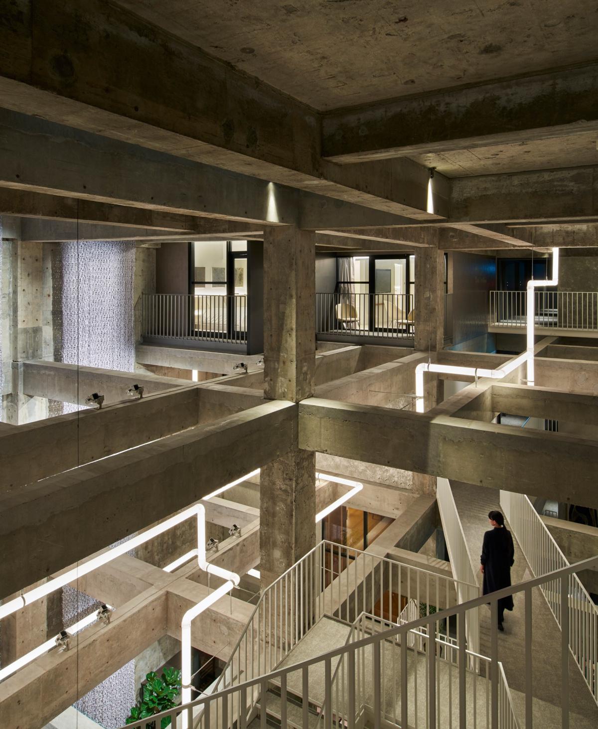 新しいホテルの「建築」は、藤本壮介さんしかいないと思った。