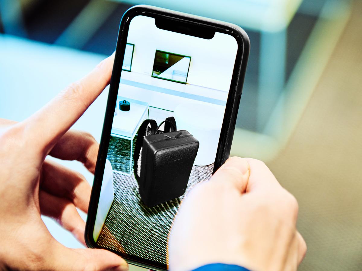 アプリや設定によって、ブランド独自のアプローチができる。