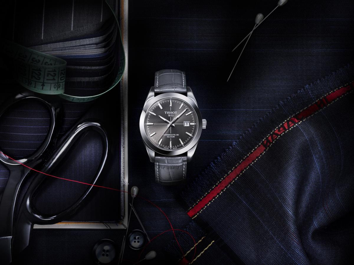 装いを新たにした次世代の正統派ウォッチ、「ティソ ジェントルマン オートマティック」2020年秋冬限定モデルの魅力とは。
