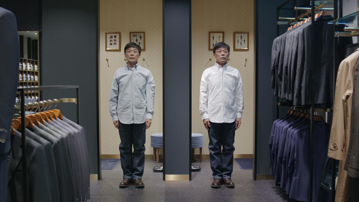 『光石研の東京古着日和』第4話は、トラッドの新たな聖地「ブルックス ブラザーズ 表参道」を訪れました。