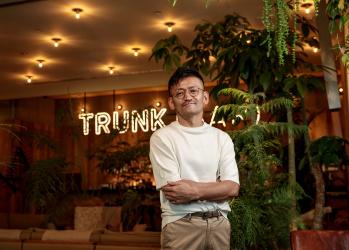 3カ月の休業を経て、TRUNK(HOTEL)の野尻佳孝がたどり着いた答えとは。