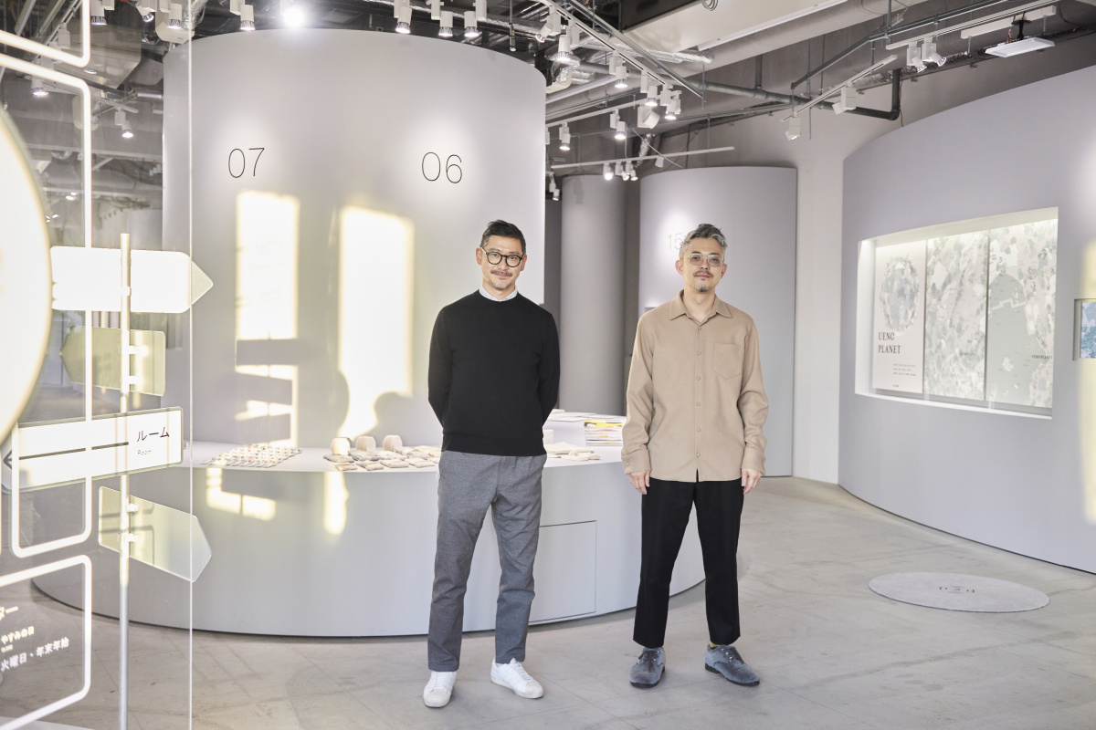 【『VISUALIZE 60』対談企画】前編:色部義昭と植原亮輔が、デザイナーが自ら発信する時代を語る。