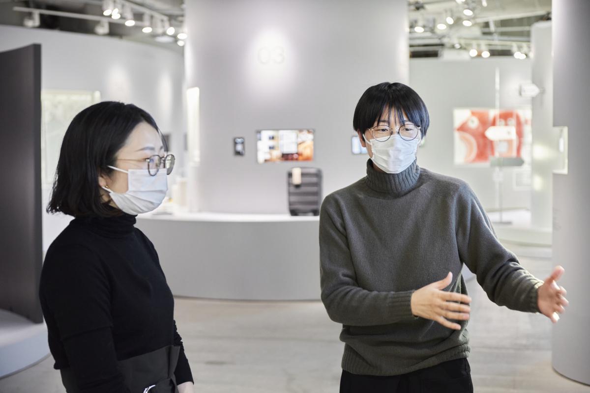 意識する以前になにげなく触れていた、日本デザインセンターの仕事。
